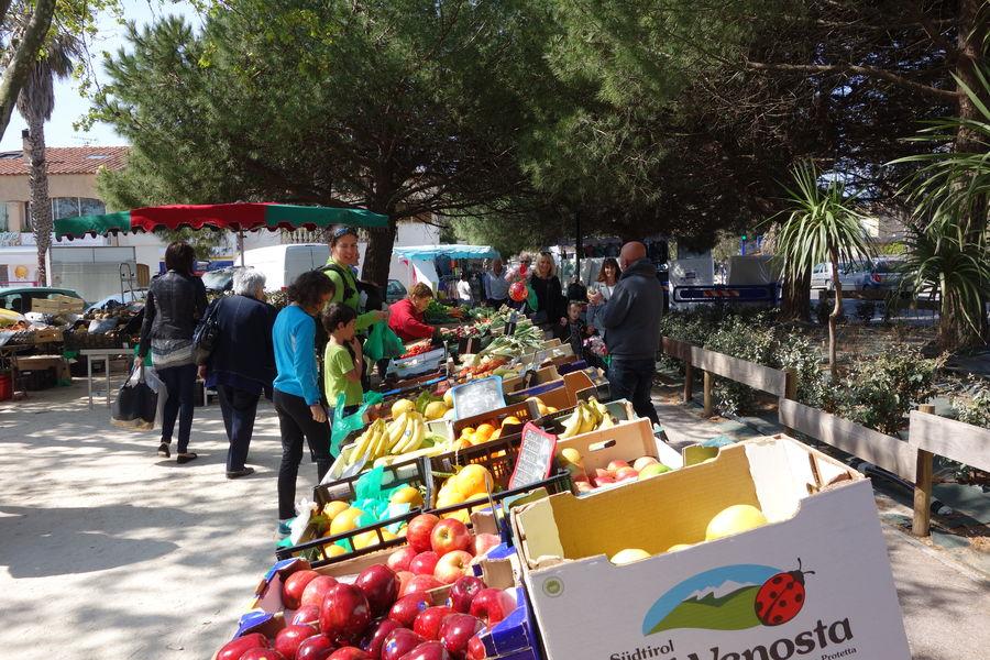 Ayguade Market à Hyères - 9