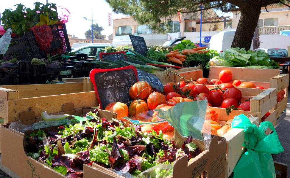 Ayguade Market à Hyères - 10