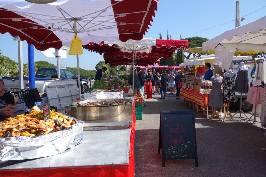 Ayguade Market à Hyères - 16