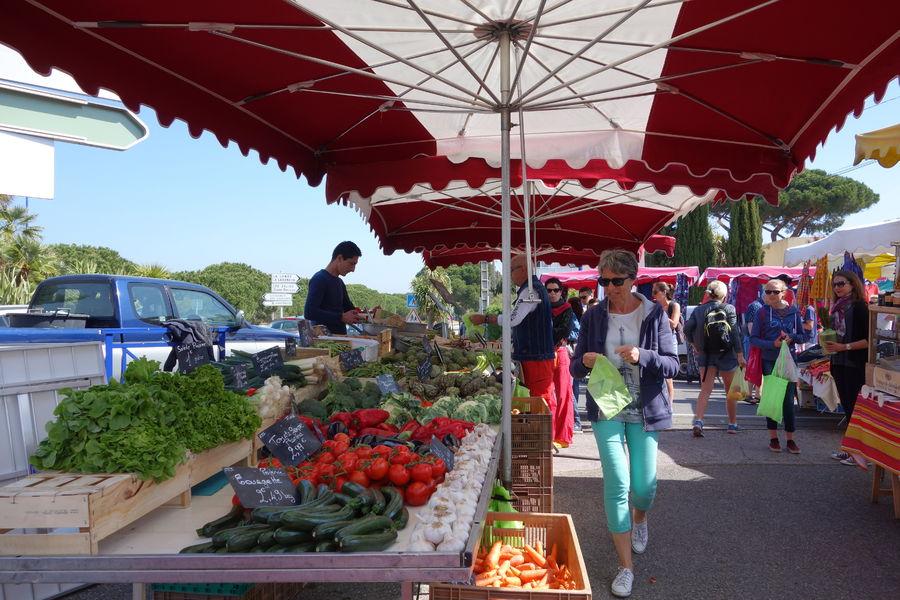 Ayguade Market à Hyères - 17