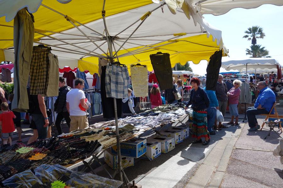Ayguade Market à Hyères - 18