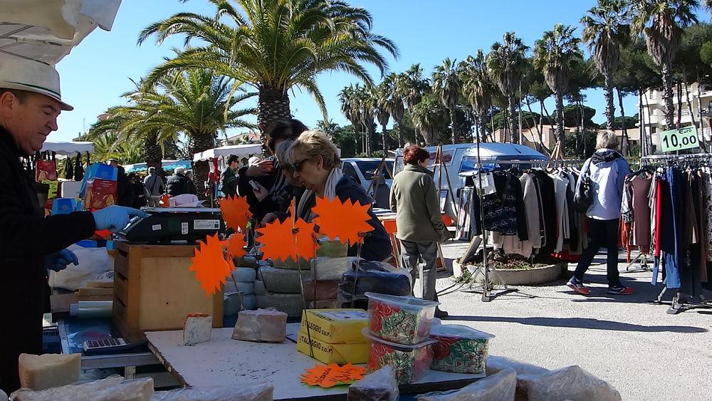 The port Market à Hyères - 8