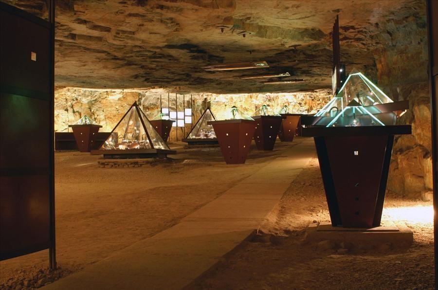 Visite musée de la mine de cap Garonne à Le Pradet - 2