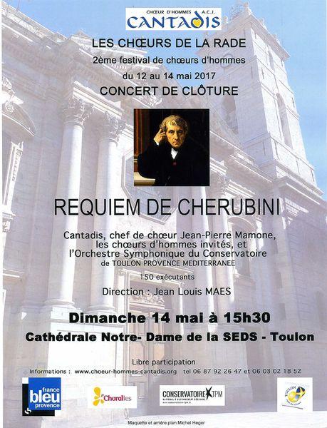 2e Festival « Les Choeurs de la Rade » à Toulon - 0