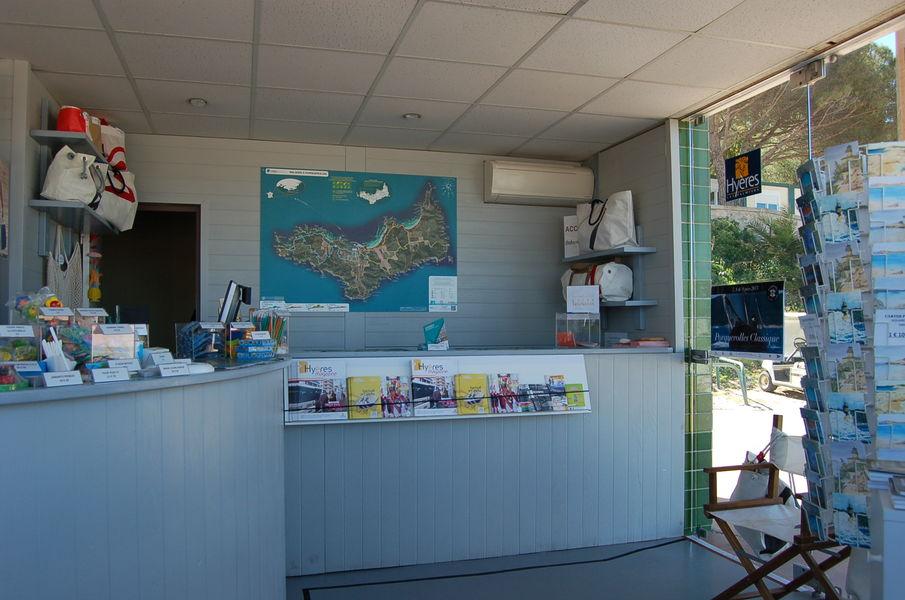 Porquerolles tourist office à Hyères - 5