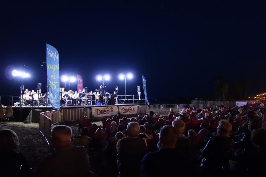 Festival Les étoiles sur le sable à Hyères - 0