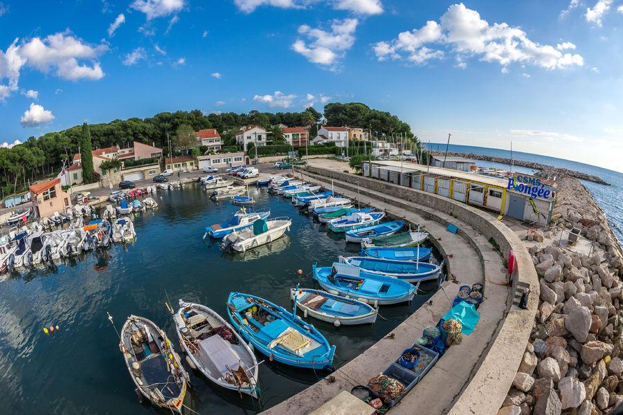 Port de Saint Elme à La Seyne-sur-Mer - 0