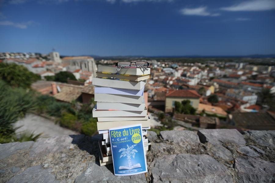 Book festival à Hyères - 0