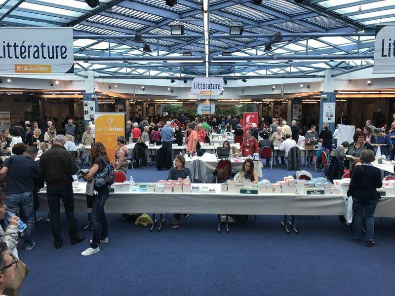 Book festival à Hyères - 7