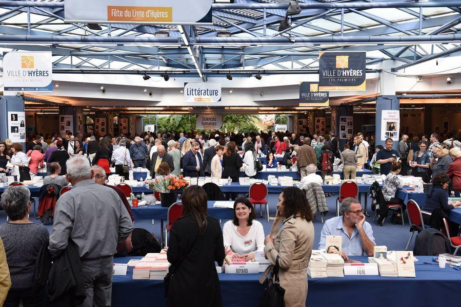 Book festival à Hyères - 1