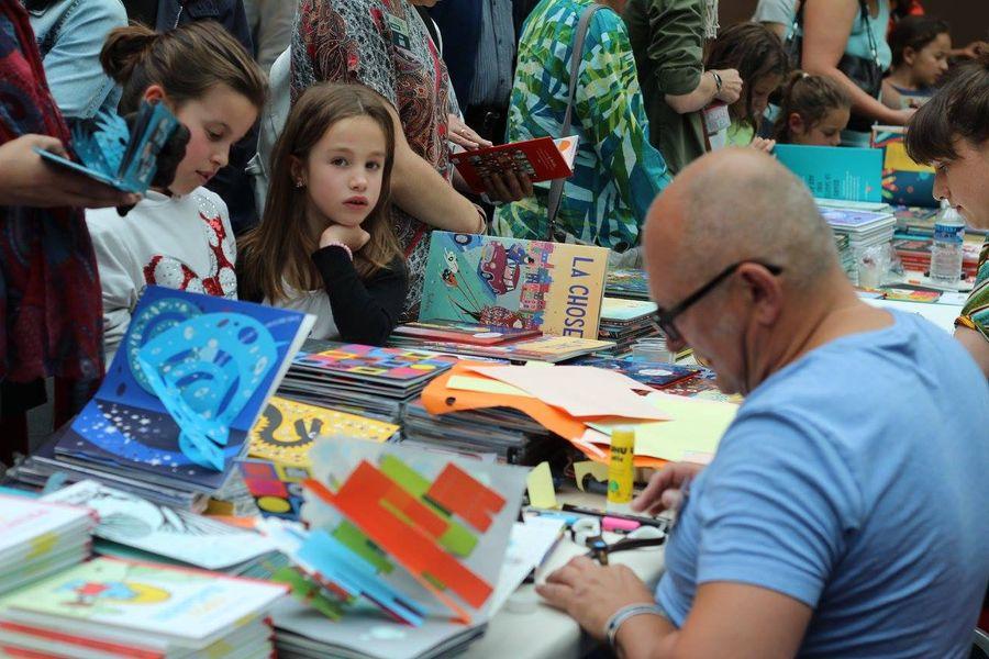 Book festival à Hyères - 2