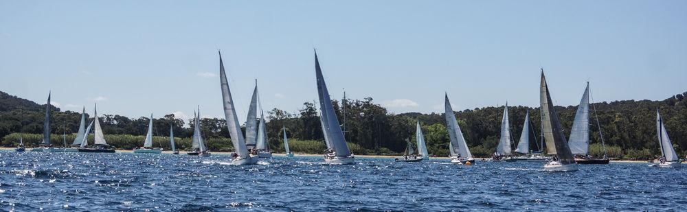 Porquerolle's cup regatta à Hyères - 1