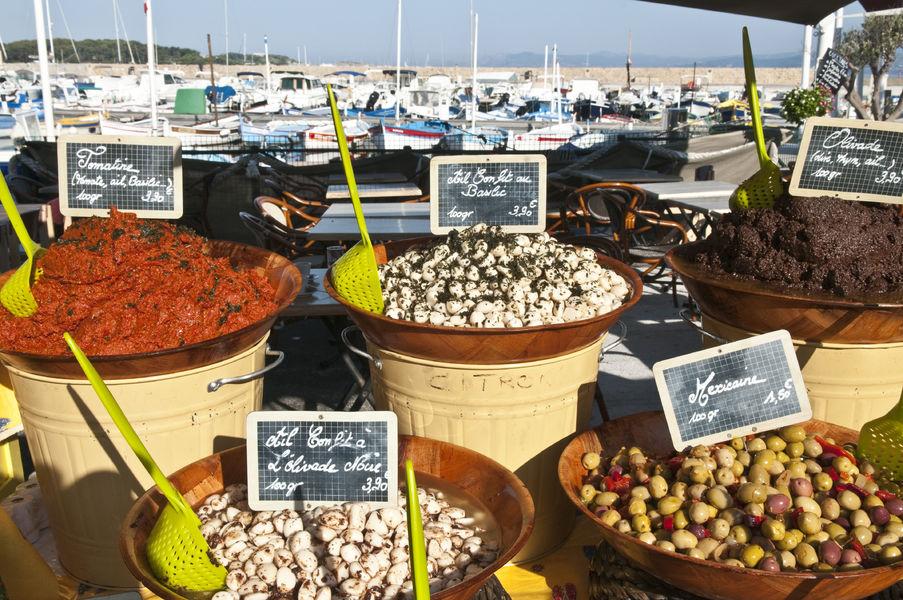 Market of Le Brusc à Six-Fours-les-Plages - 0