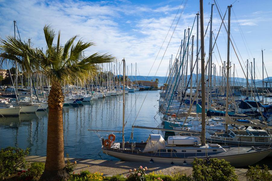 Port Saint Pierre des Embiez à Six-Fours-les-Plages - 1