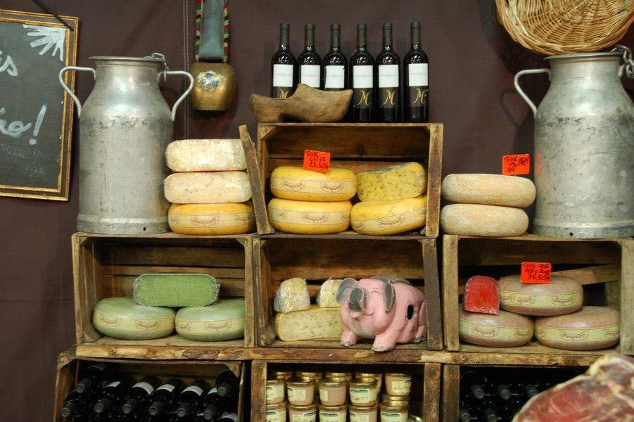 Salon du bien vivre et de la gastronomie à Hyères - 1