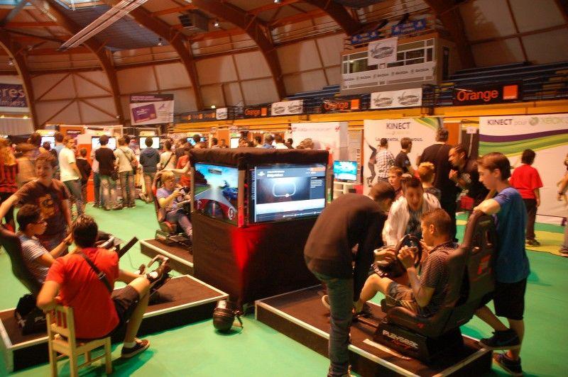 Go play One Festival videogames à Hyères - 2