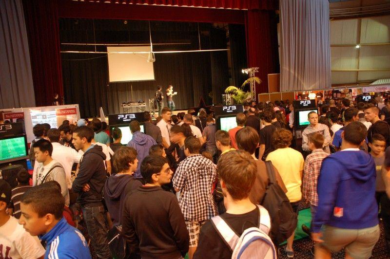 Go play One Festival videogames à Hyères - 5