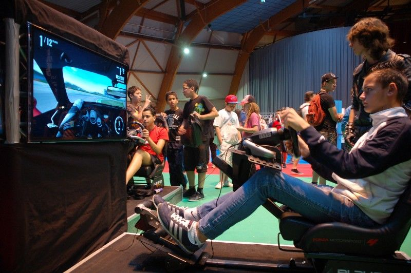 Go play One Festival videogames à Hyères - 15