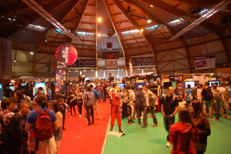 Go play One Festival videogames à Hyères - 19