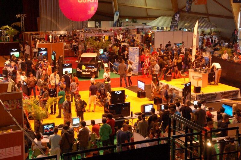 Go play One Festival videogames à Hyères - 20