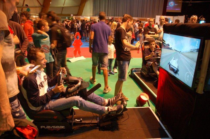 Go play One Festival videogames à Hyères - 22