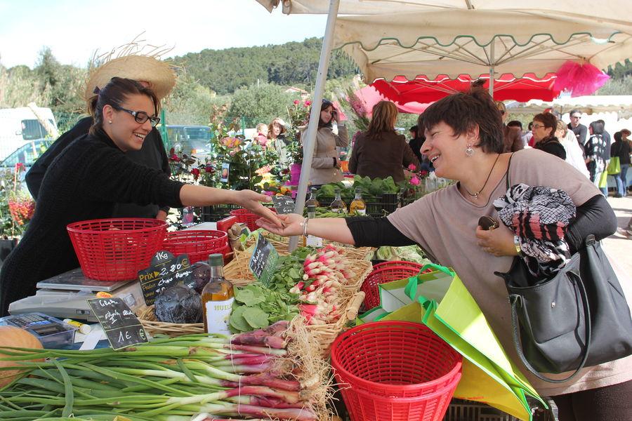 Farm market à Ollioules - 0