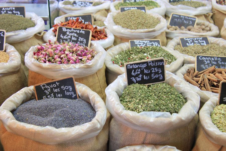 Market of Berthe district à La Seyne-sur-Mer - 0