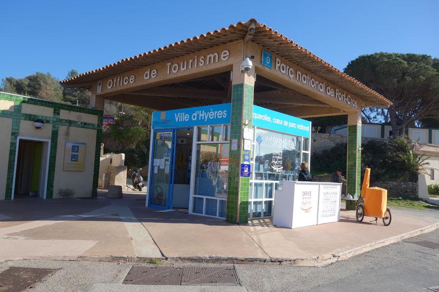 Porquerolles tourist office à Hyères - 1