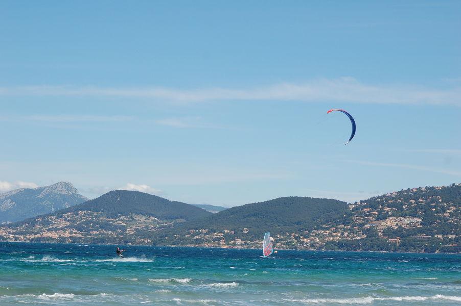 Kite-surf competition final à Hyères - 4