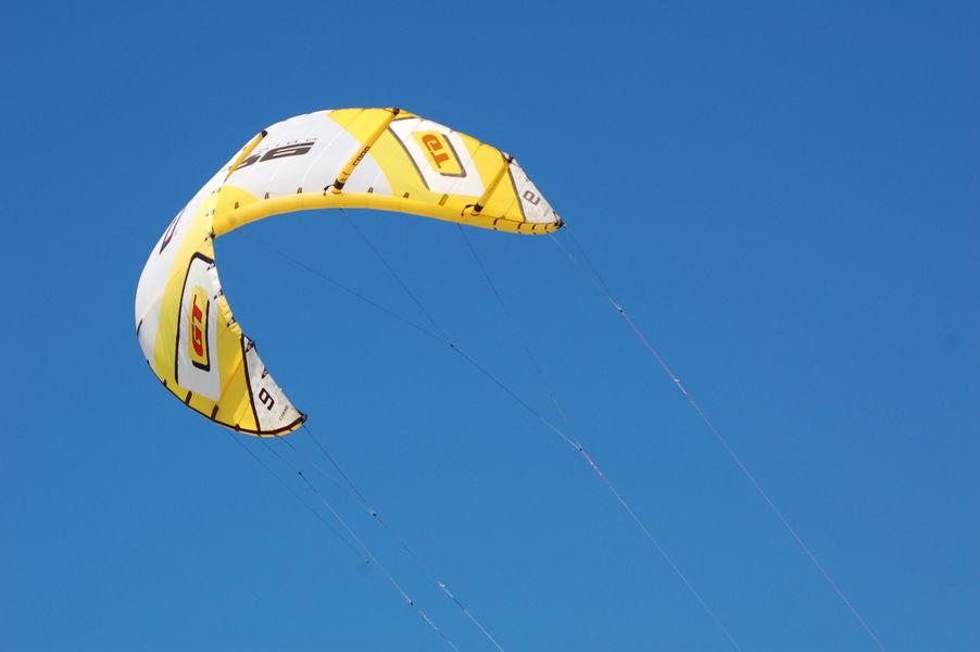 Kite-surf competition final à Hyères - 6