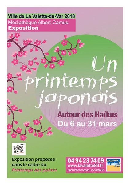 Un printemps japonnais à La Valette-du-Var - 0