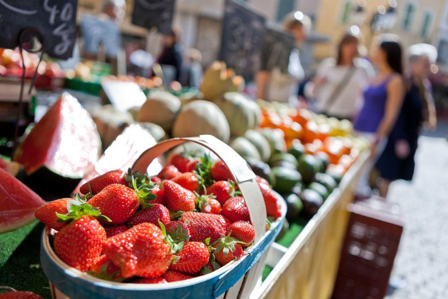 Provence market à La Seyne-sur-Mer - 0