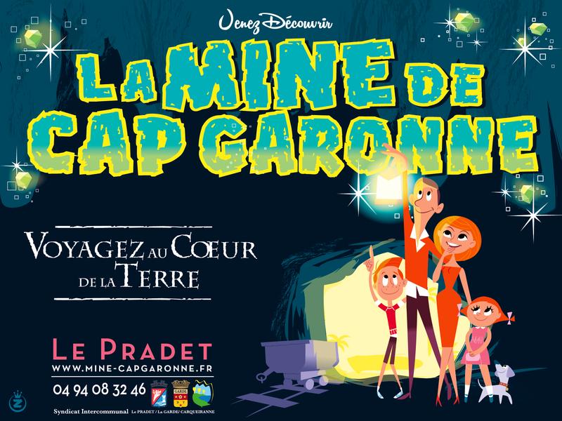 Visite musée de la mine de cap Garonne à Le Pradet - 0