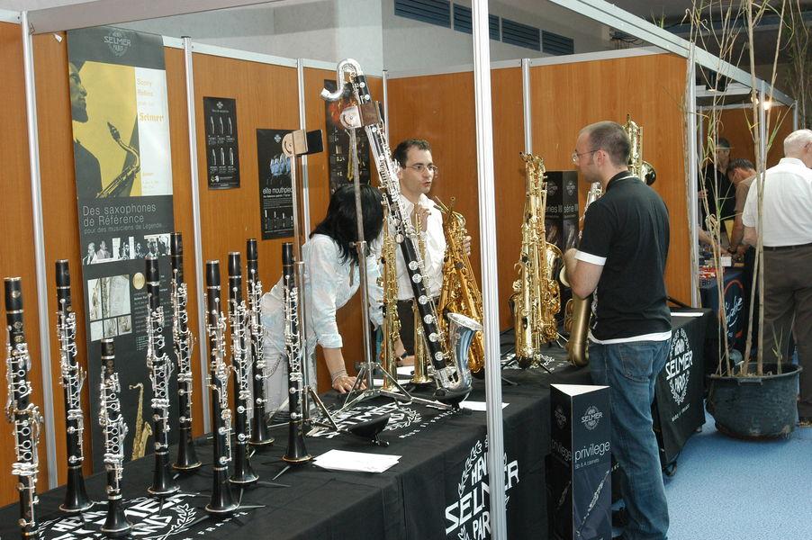 The reed festival à Hyères - 1