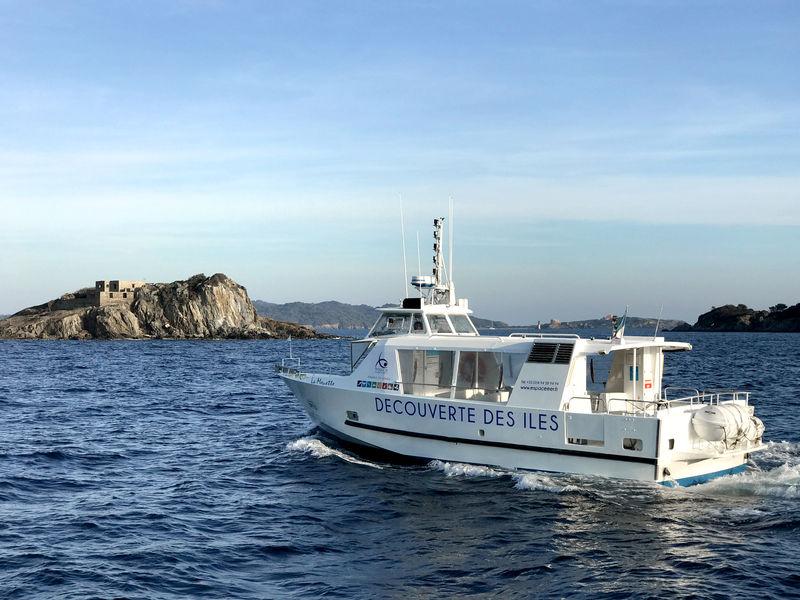 Le circuit des îles (Boat excursion) à Hyères - 0