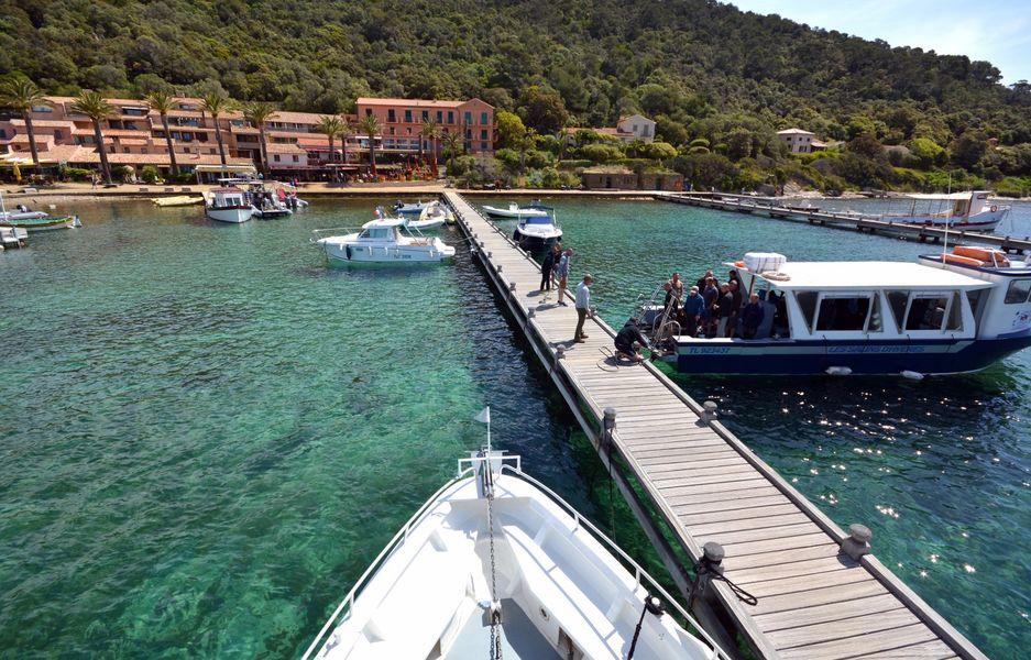 Le circuit des îles (Boat excursion) à Hyères - 2