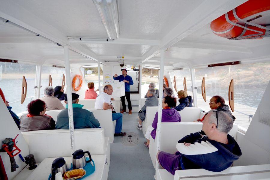 Le circuit des îles (Boat excursion) à Hyères - 4