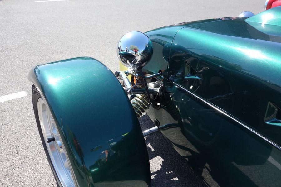 Exhibition of vintage cars à Hyères - 4