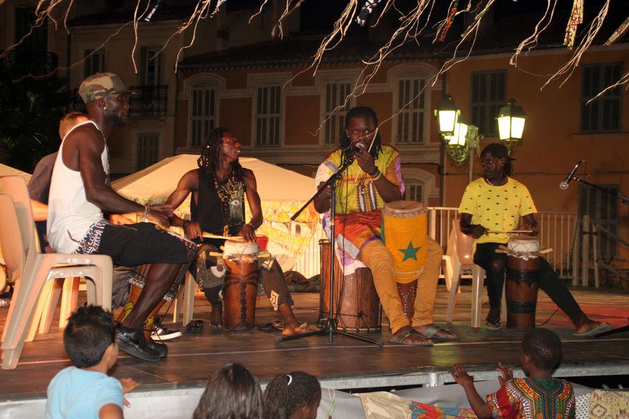 Un Visa pour le Soleil d'Afrique à Ollioules - 1