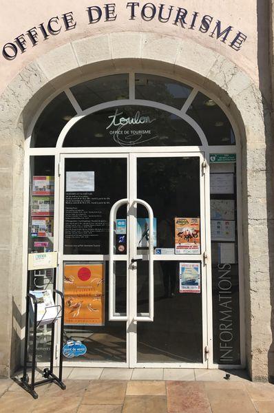 Tourist Office of Toulon à Toulon - 1
