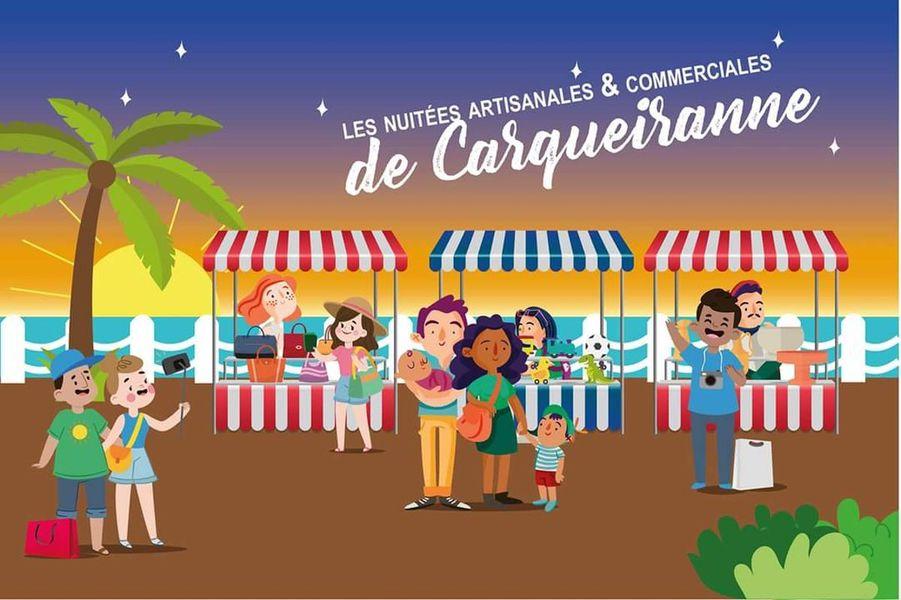 Marché Artisanal à Carqueiranne - 0