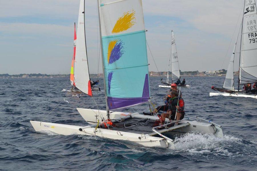 Duc d'Albe regatta à Hyères - 0