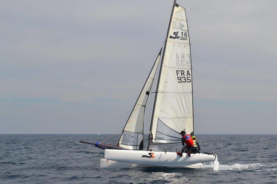 Duc d'Albe regatta à Hyères - 2