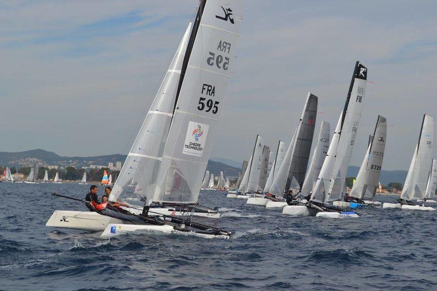 Duc d'Albe regatta à Hyères - 3