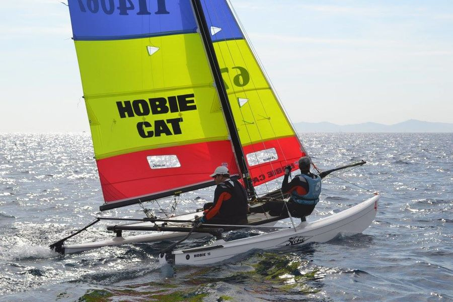 Duc d'Albe regatta à Hyères - 4