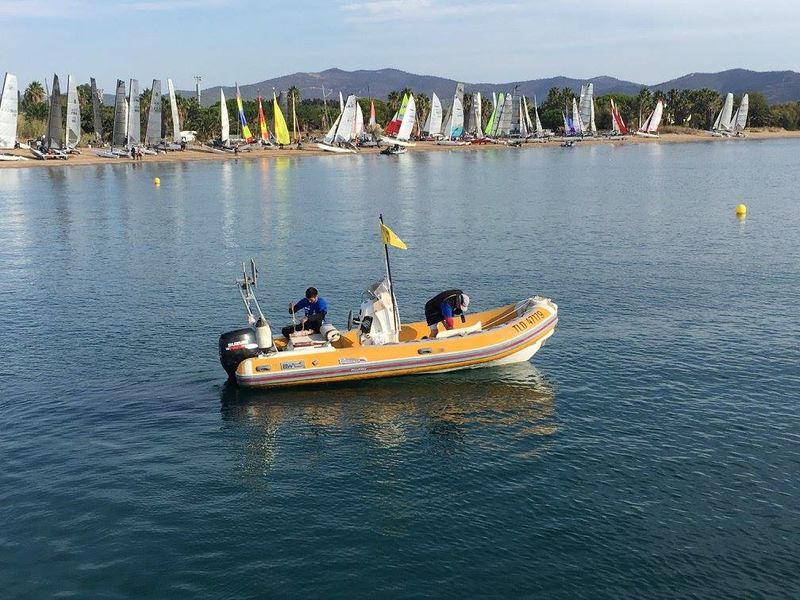 Duc d'Albe regatta à Hyères - 5