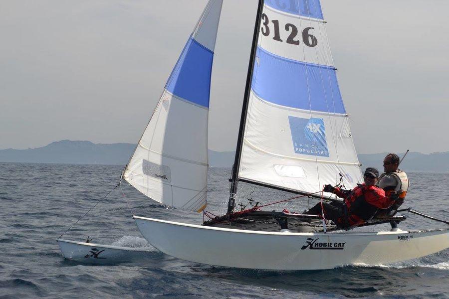 Duc d'Albe regatta à Hyères - 6