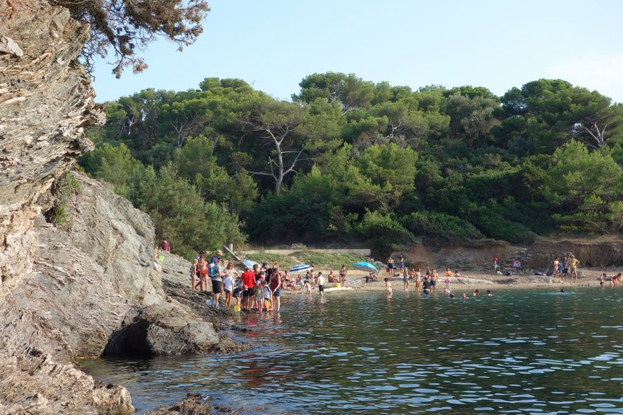The small coastal course (special children's guided tour) à Hyères - 7