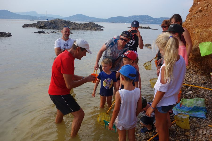 The small coastal course (special children's guided tour) à Hyères - 13