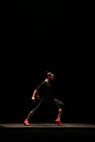 """""""Desplante"""" par Eduardo Guerrero dans le cadre des nuits flamencas à Ollioules - 0"""